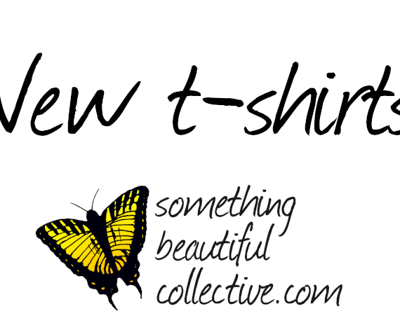 Check out these new t-shirts!