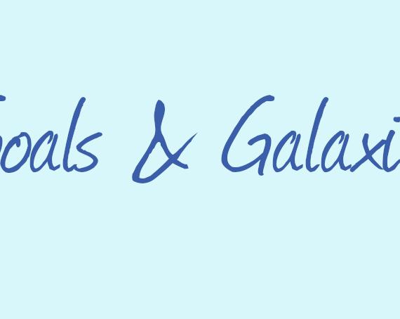 Goals & Galaxies