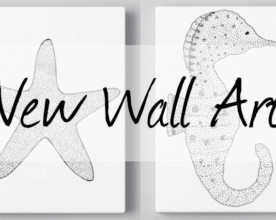 New Wall Art!
